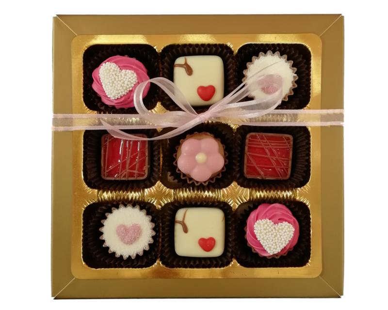 Bonbons geschenkdoos