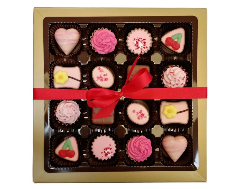 Bonbons geschenkdoos liefde