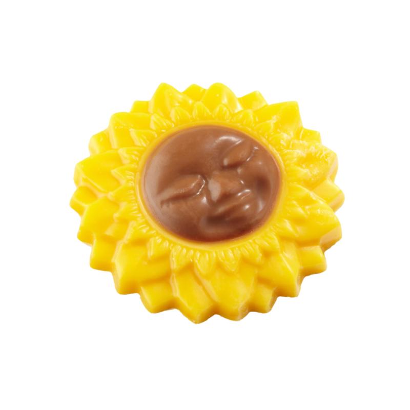 Zakje met zonnebloemen