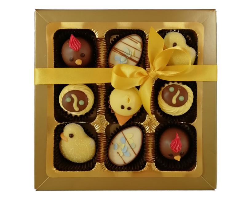 Bonbons geschenkdoos Pasen