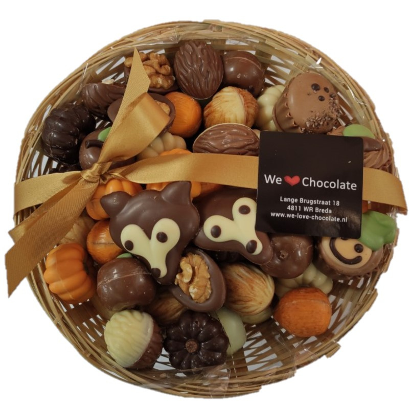 1 kilo herfst chocolade