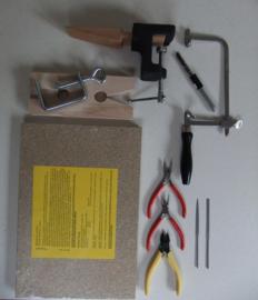 - Set 2 Gereedschap professioneel om Sieraden maken.