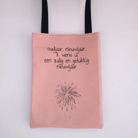 Vuurwerk roze