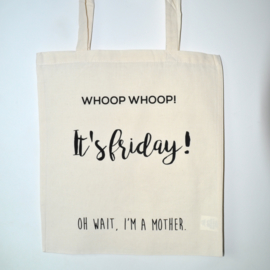 "Tote Bag ""friday"""