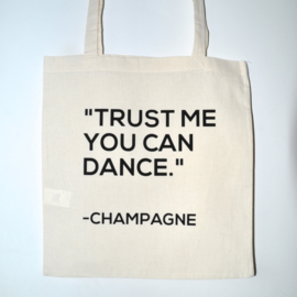 "Tote Bag ""dance"""