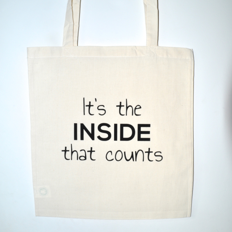 "Tote Bag ""Inside"""