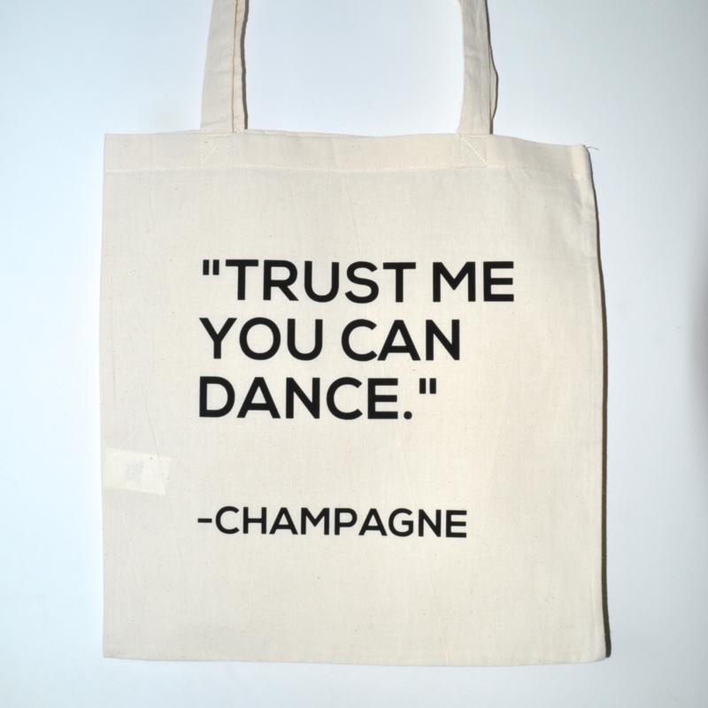 """Tote Bag """"dance"""""""