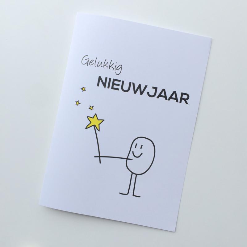 "Nieuwjaarsbrief ""Toverstaf"""