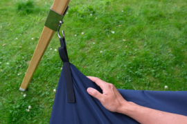 Ligwam - hanging outdoor chair with light (contact us for sales)