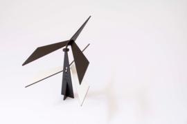 CHIL - meditatieve mobile - zwart