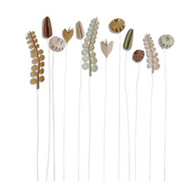 Field Flowers Groot - Jurianne Matter