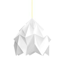 Hanglamp 'Moth XL' wit - Studio Snowpuppe