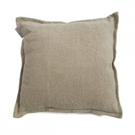 Kussenhoes Naturel - Timeless Linen