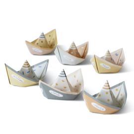 Segel Bootjes (6 stuks) - Jurianne Matter