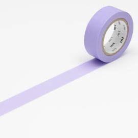 Papieren tape Lavender - MT