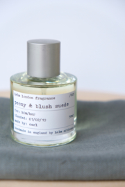 Scent Peony & Blush Suede - Helm London
