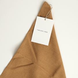 Linnen Theedoek Dusty Caramel - Timeless Linen