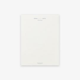 Memo Pad Dots - Kartotek Copenhagen