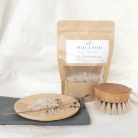Calming Foot/Bath Salt - Hazel & Berry