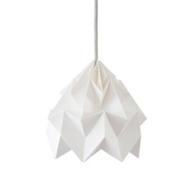 Hanglamp 'Moth' wit - Studio Snowpuppe