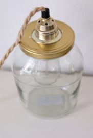 Pickle Light Tafellamp Groot ovaal - Rescued