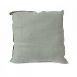 Kussenhoes Light Grey - Timeless Linen