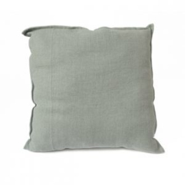 Linnen Kussenhoes Light Grey - Timeless Linen