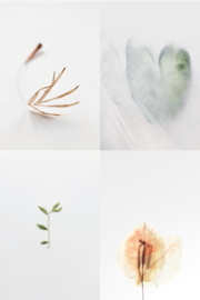 A Hymn to Nature Artprints  set van 12 - Floortje Louise