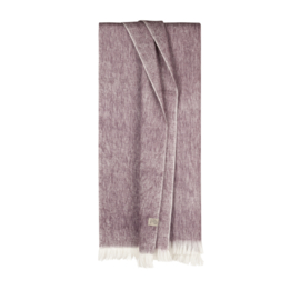 Shawl Fabian Mauve Canvas - Bufandy