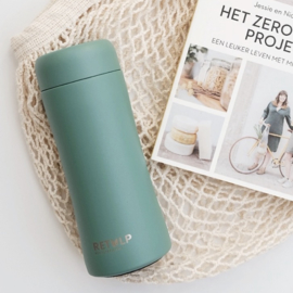 Tumbler Thermosbeker Teal - Retulp