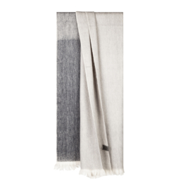 Shawl Ombre Grey Marble - Bufandy
