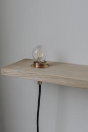 PLAENCK wandplank en lamp - Aedam Anthony