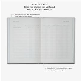 Goals Notebook - Kartotek Copenhagen