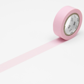 Papieren tape Rose Pink - MT