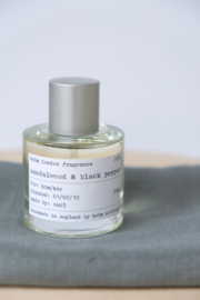 Scent Sandalwood & Black Pepper - Helm London