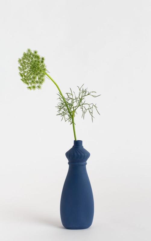 Bottle Vase #15 Delft - Foekje Fleur