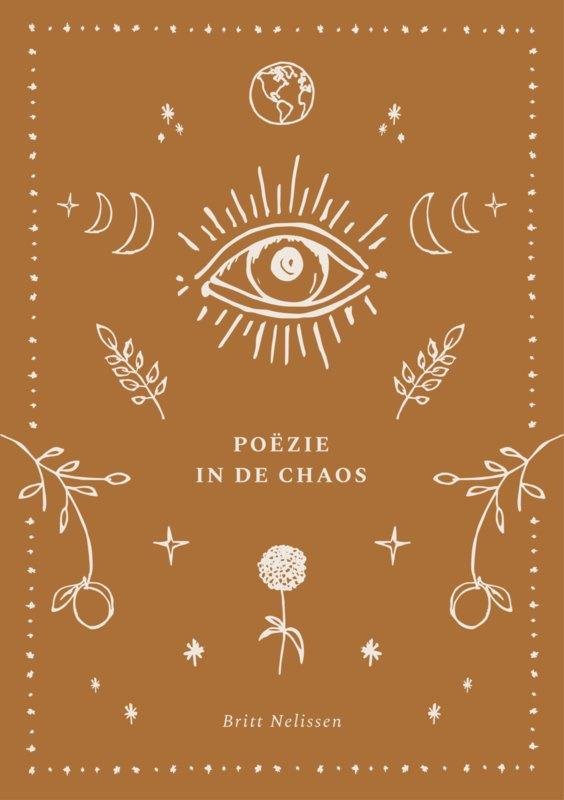 """Gedichtenbundel """"Poëzie in de chaos"""" - Britt Nelissen"""