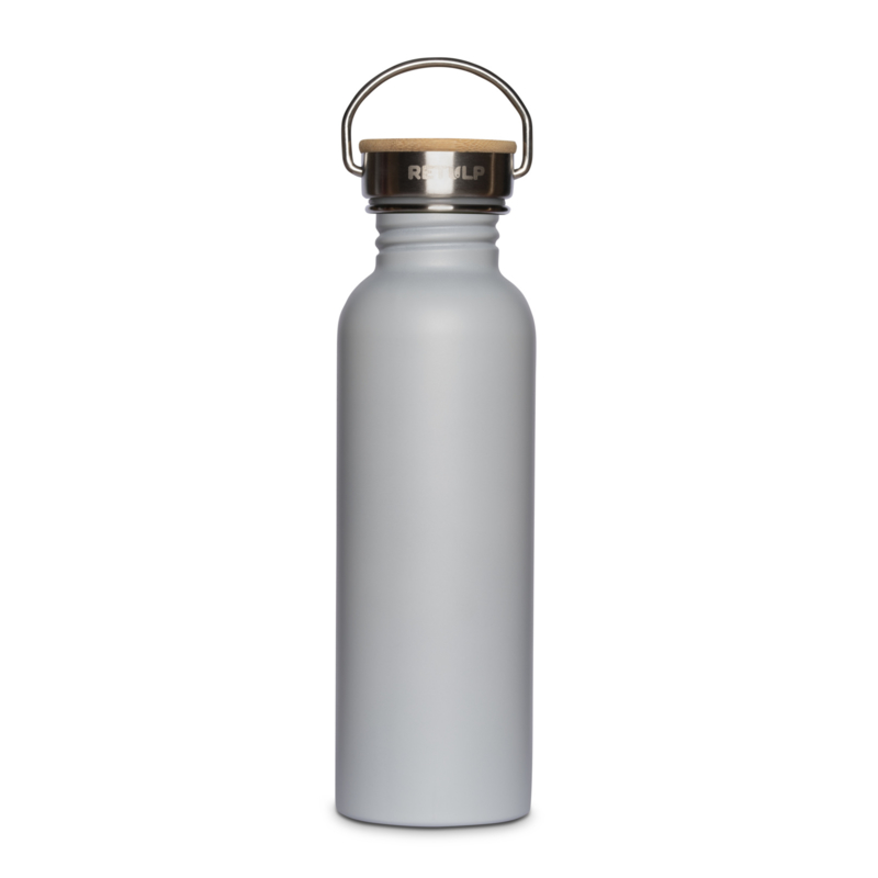 Urban Drinkfles 750 ml Grannies grey - Retulp