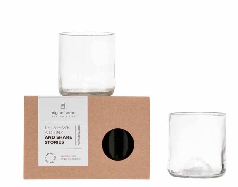 Drinkglazen Set van 2 - Original Home