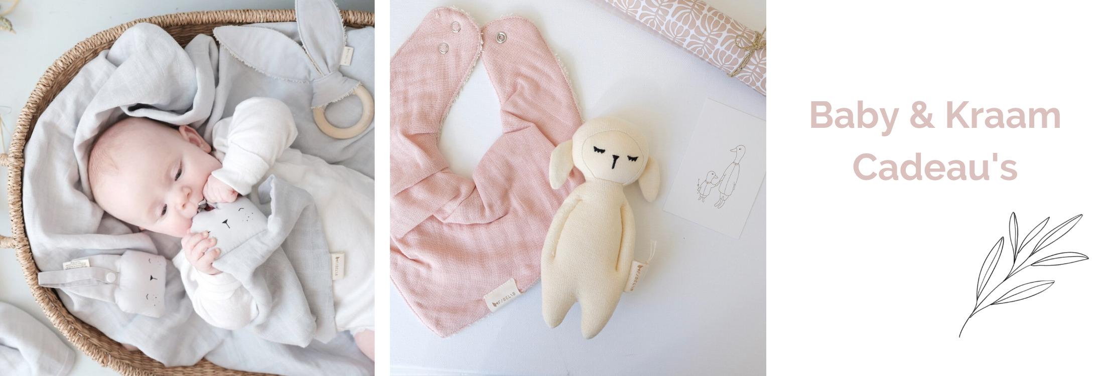Baby & Kraam cadeaus