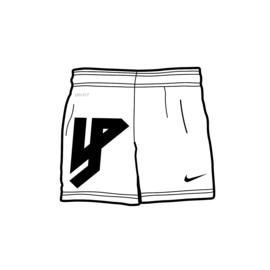 Yung Petsi x Nike - Ontzettende Knoest van een Logo - Home Shorts