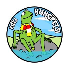 Yung Petsi Jaarembleem 2021 - Oeteldonk Borrelt