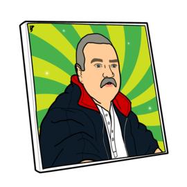 Canvas Probleemwijken Willem