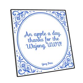 Alu Betegeling - An apple a day