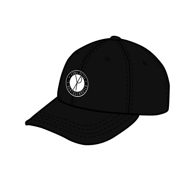 Yung Petsi Logo Hat (geborduurd)