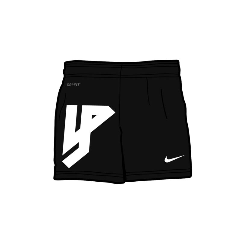 Yung Petsi x Nike - Ontzettende Knoest van een Logo - Away Shorts