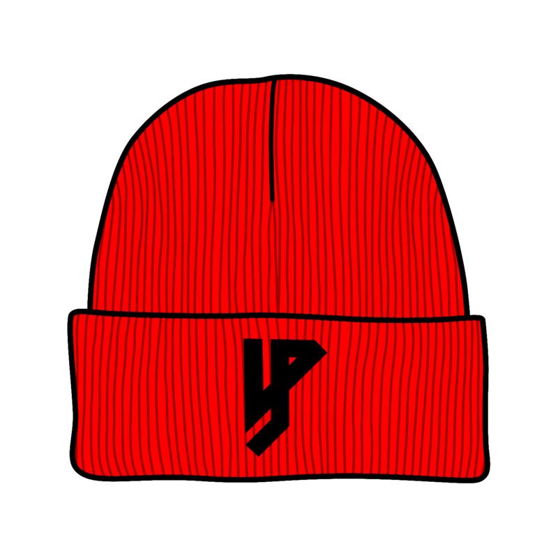 Yung Petsi's Marlboro Rode Logo Beanie
