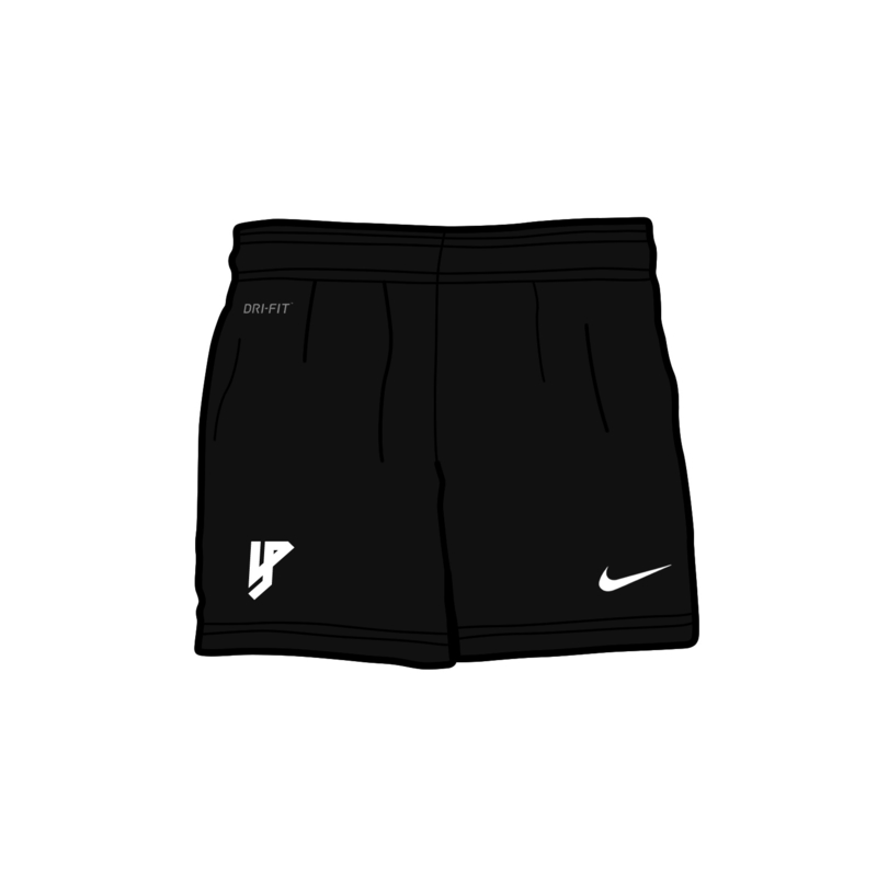 Yung Petsi x Nike - Logo - Away Shorts