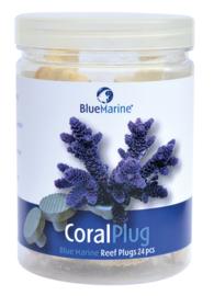 Blue Marine Coral Plug 24 pcs