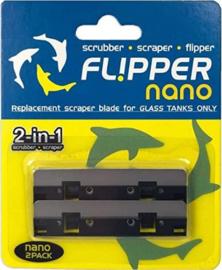 Flipper Reserve Mesjes Nano RVS 2x